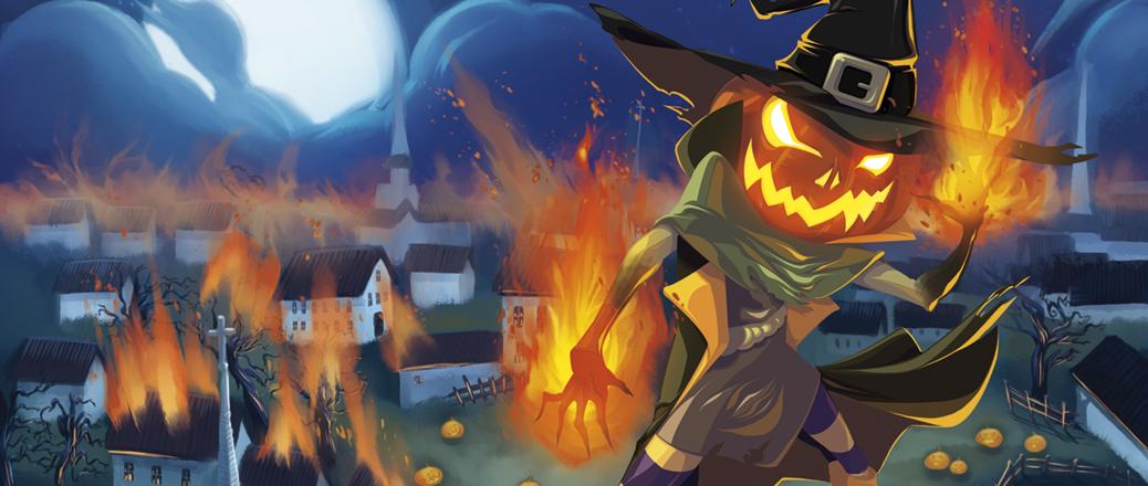 13 Juegos De Mesa Para Halloween Garesys