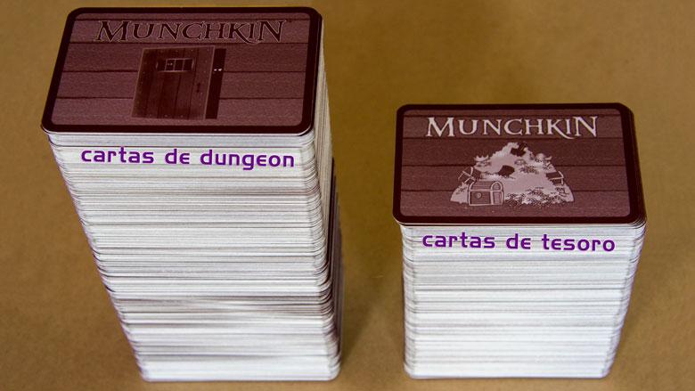 Cartas de Munchkin