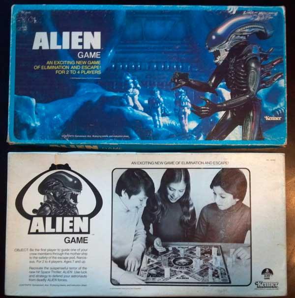 Alien Kenner 1979