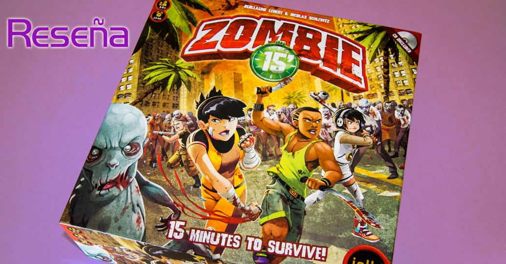Reseña de Zombie 15