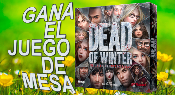 Gana un Dead of Winter