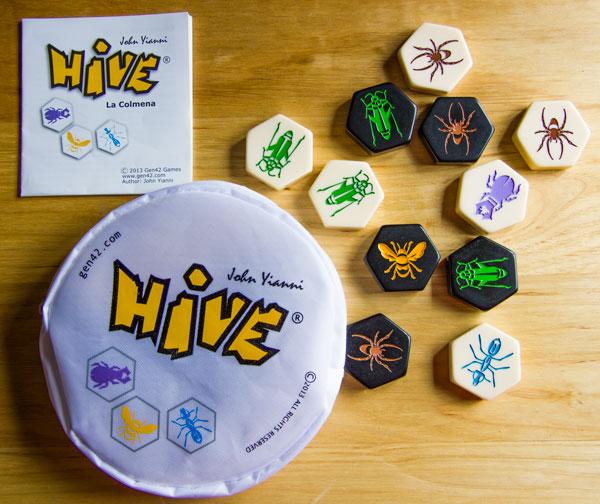 Contenido de Hive