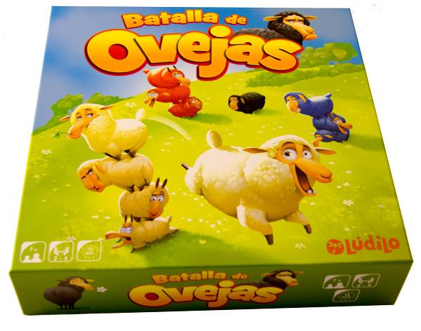 Caja de batalla de ovejas