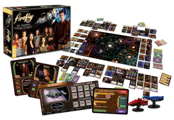 Firefly juego de mesa