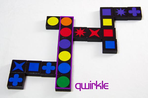 Jugada Qwirkle