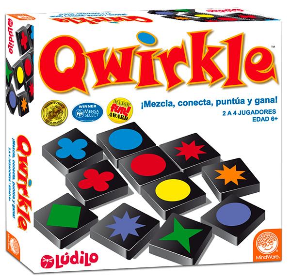 Caja de Qwirkle