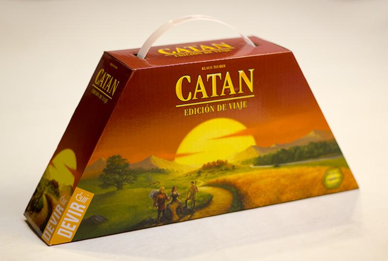Catán Edición Viaje