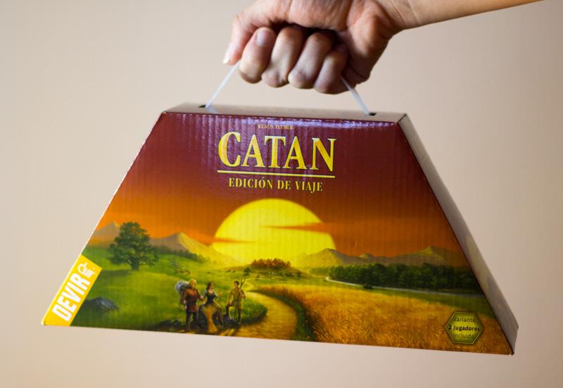 El Catan es mío y me lo llevo donde quiero