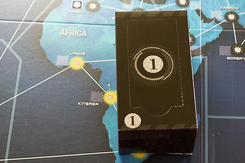 Caja 1 de Pandemic: Legacy ¿Qué contendrá?
