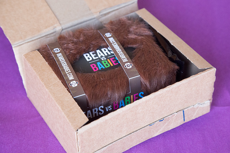 Unboxing de Bears vs Babies